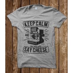 Keep Calm Say Cheese