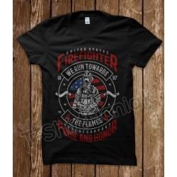 US Firefighter