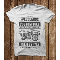 Speedland Custom Bike