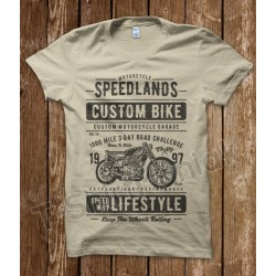 Speedland Custom Bike