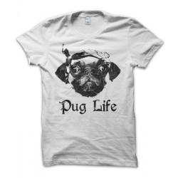 T-shirt Pug Life
