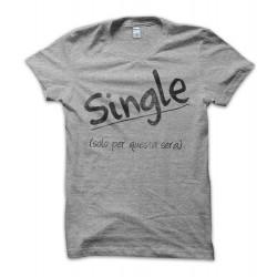 Single Solo per Questa Sera