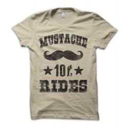 Mustache 10 Cent Rides