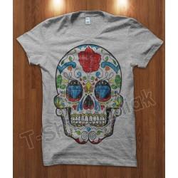 Mexican Skull Rose