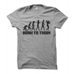 T-shirt Born to Train