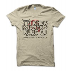 I Know Karate, Kung Fu and...