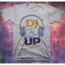 T-shirt DJ UP