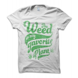 The Weed Is My Favorite Plant