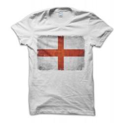 T-shirt England Vintage Flag