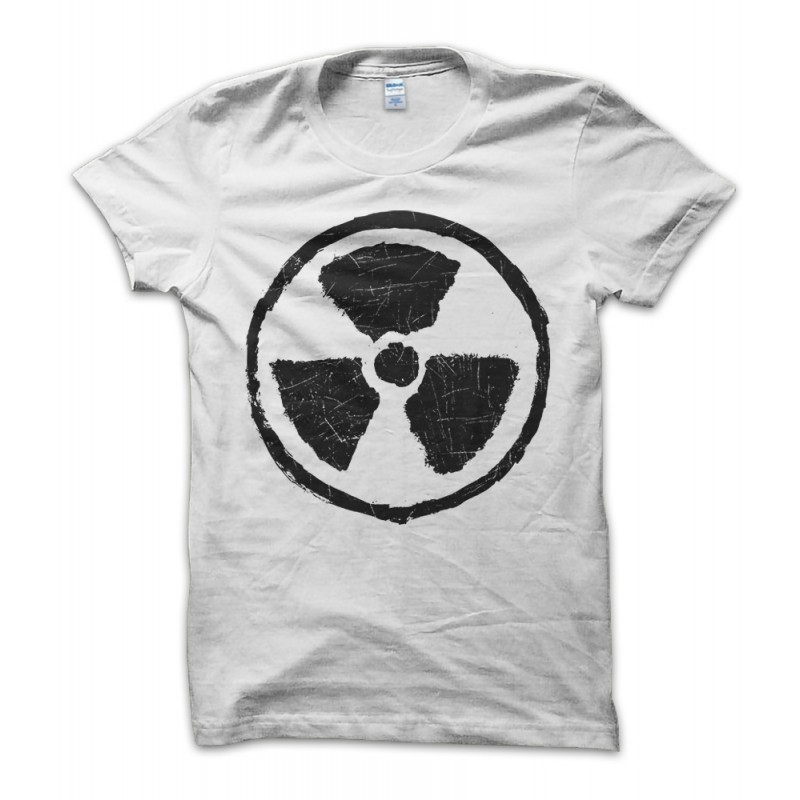 Radioactive Round Logo