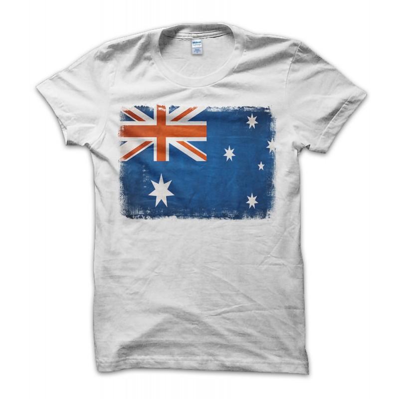 Australia Vintage Flag