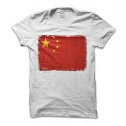 Cina Vintage Flag