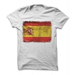 Spagna Vintage Flag