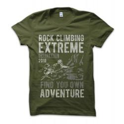 Rock Climbing Extreme