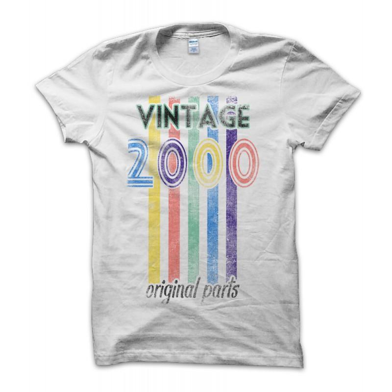 Vintage 2000 Original Parts