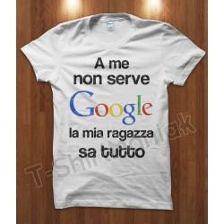 Non Serve Google Mia Fidanzata sa Tutto