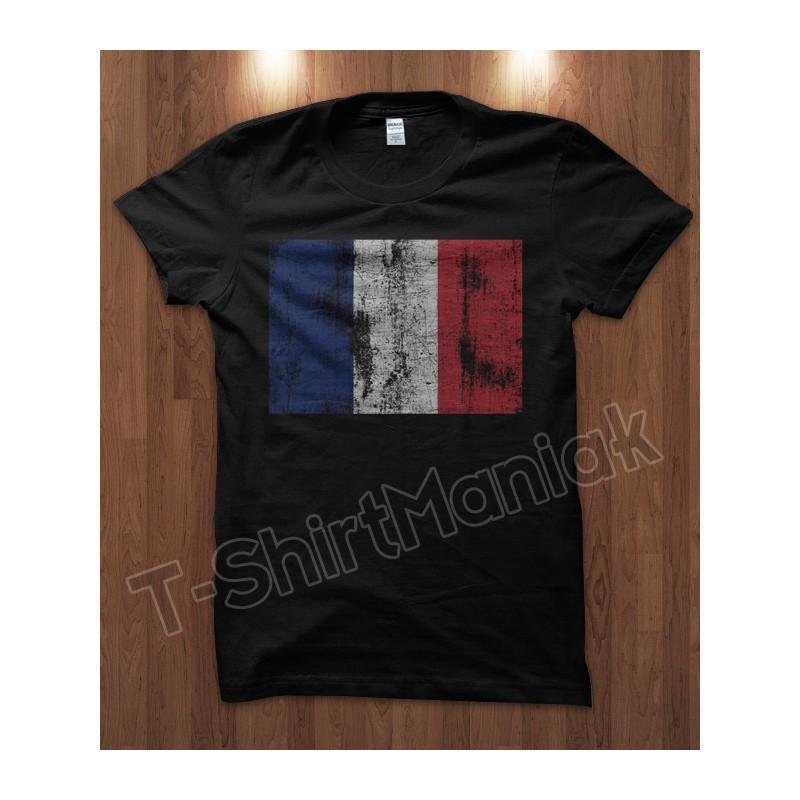 Francia Flag