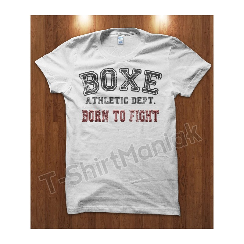 Boxe Born to Fight
