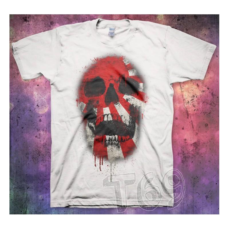 Skull Paint Japan