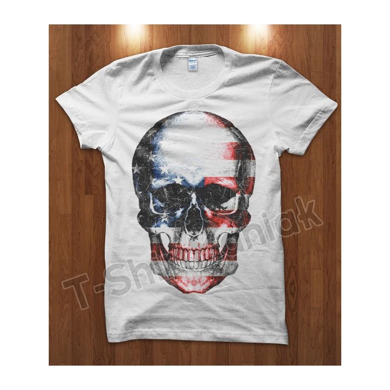 Skull USA Vintage