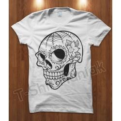 Mexican Skull Profile