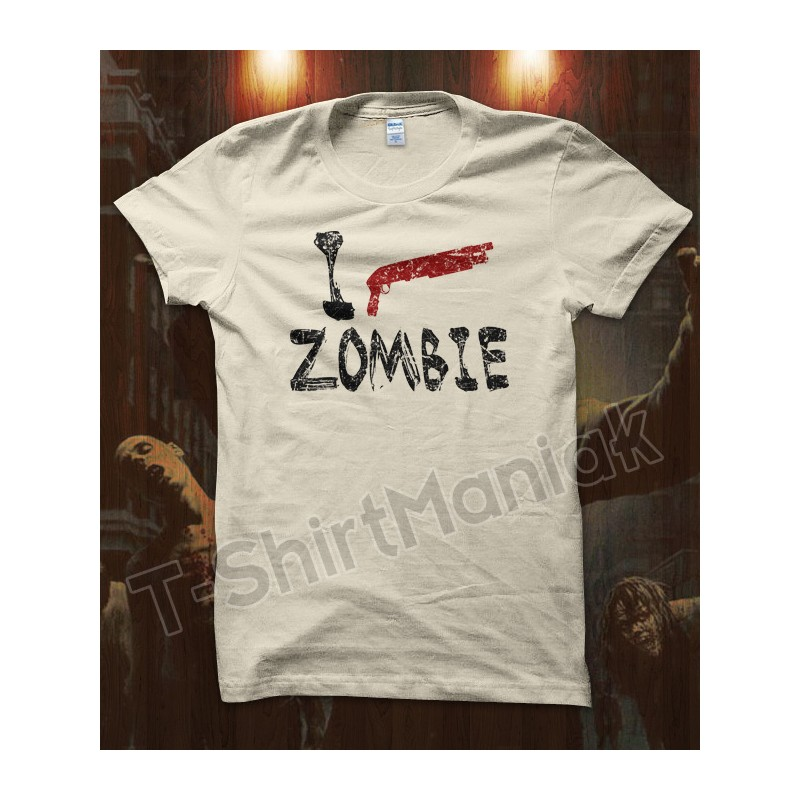 I Gun Zombie