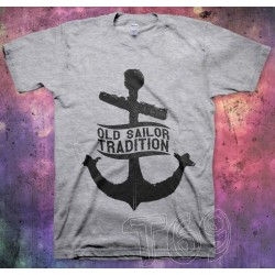 Anchor Old Sailor Tradition